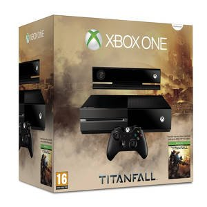 New Xbox One TitanFall Bundle